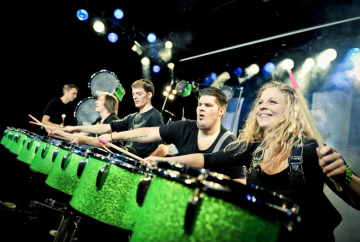 greenbeats percussion entertainment